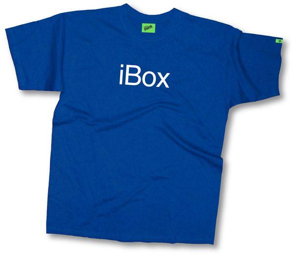 boxing ibox t shirt sport punk
